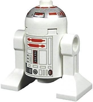 LEGO Star Wars - SELTENE MINIFIGUR R5-D4 - roter R2-D2 Astromech Droid DROIDE