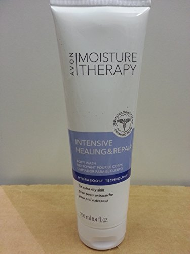 Avon Moisture Therapy Intensive and Repair Body Wash Lot 2 T