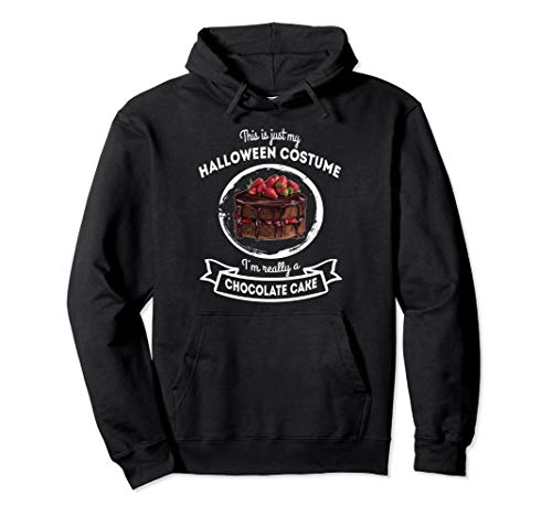 Chocolate Cake Halloween Costume Hoodie