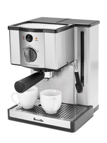Breville ESP6SXL Café Modena Espresso Machine