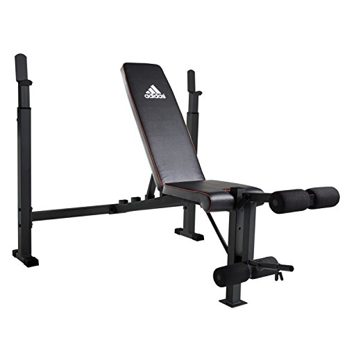 adidas Olympic Bench with Leg Extension