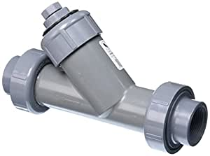 Spears 163B-012C CPVC Schedule 80 Product CPVC Y-Check Valves