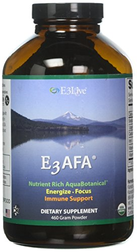 E3Live Afa Powder, 460 Gram by E3Live