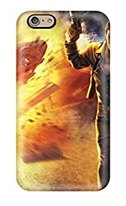 New Men Destroing A Car Tpu Skin Case Compatible With Iphone 6