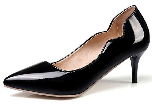 Escarpins KingRover Pour Black 6cm Femme FvwBq
