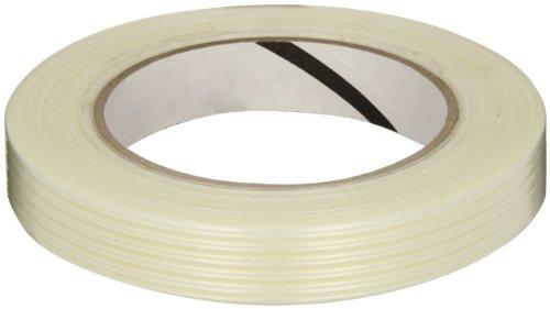 18 Mm Graphic - Tartan Filament Tape 8934 Clear, 18 mm x 55 m (Case of 48)