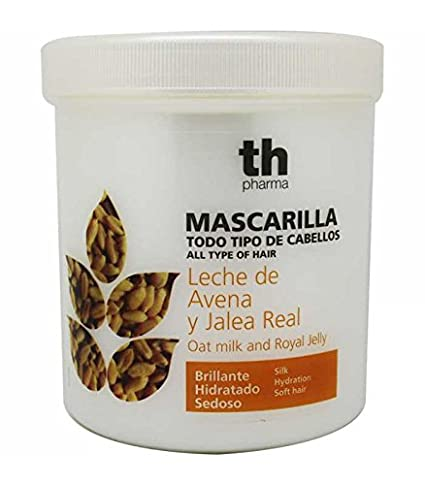 Mascarilla Th Pharma Leche de Avena y Jalea Real 700 ml