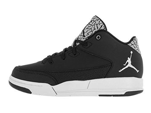 Bambino Nike Basket black Jordan Silver Metallic pure Flight 3 Scarpe Platinum Nero Da Origin Bp 88rUnxq0