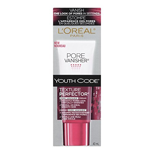(L'Oreal Youth Code Texture Perfector Pore Vanisher, 1.4 Fl Oz (Pack of 2))