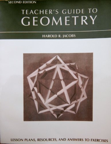 Teacher's Guide to Geometry