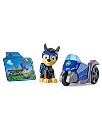 Paw Patrol Mission Paw - Chase's Three Wheeler - Figure and Vehicle BOBEBE Online Baby Store From New York to Miami and Los Angeles