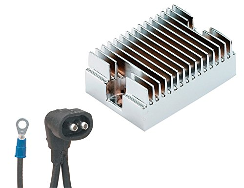 ACCEL 201122C Chrome Hybrid Design Voltage Regulator