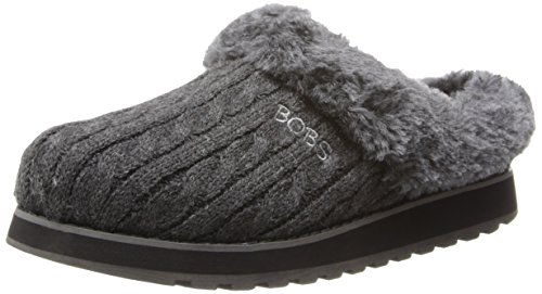 Skechers Keepsakes Delight Fall - Zapatillas de Estar Por Casa de lana mujer gris - Gris (Ccl)