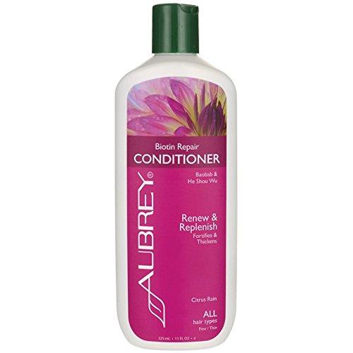 Organics Repair Conditioner (Biotin Repair Conditioner Aubrey Organics 11 fl oz Liquid)