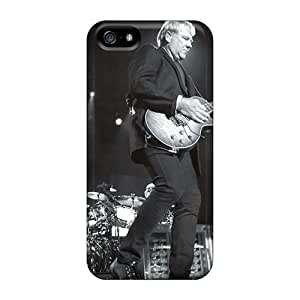 Great Hard Phone Case For Iphone 5/5s With Provide Private Custom Trendy Metallica Skin DrawsBriscoe