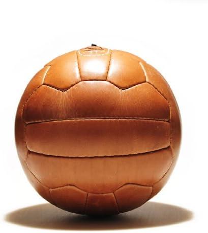Fútbol - pelota de cuero: Amazon.es: Deportes y aire libre