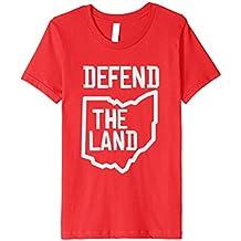 Defend the Land Ohio Cleveland Fan Shirt