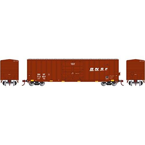 Boxcar Superior Door - Athearn HO RTR 50' FMC Superior Plug Door Box BNSF #712997
