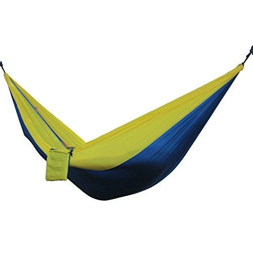 Indoor Outdoor Hammock, WinnerEco Portable Double Person Camping Garden Leisure Travel - Gardens Pawleys Island