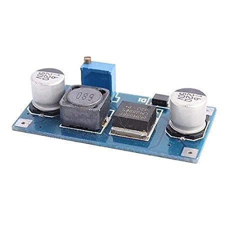 EXSZS LM2596 DC Voltaje DC Reducir Convertidor / placa de ...