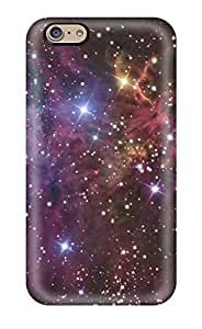Case Cover Fox Fur Nebula Iphone 6 Protective Case