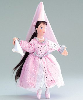 Folkmanis Princess Character Hand Puppet (Evil Fairy Tale Characters)