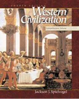 Amazon western civilization a brief history comprehensive western civilization comprehensive volume western civilization comprehensive volume jackson j spielvogel fandeluxe Images