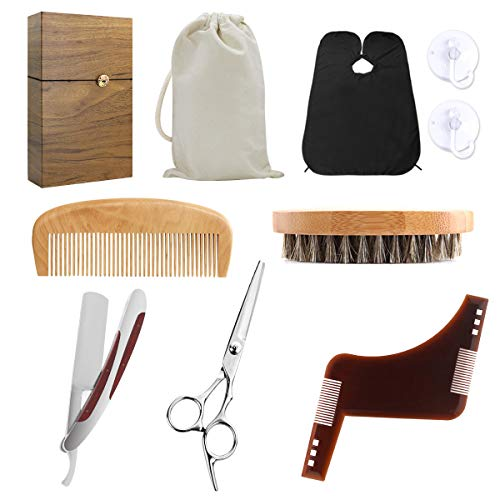 A Complete Beard Trimming Kit