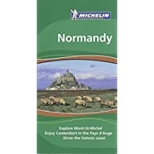 Michelin Normandy (Michelin Green Guide Normandy) (2007-10-04)
