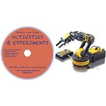 OWI-535-ROBOTIC ARM EDGE KIT & Activities - Experiments Curriculum