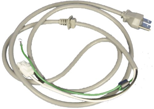 LG Electronics EAD40521449 Washing Machine Power Cord Assembly