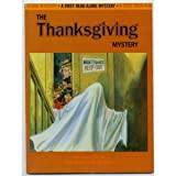 The Thanksgiving Mystery, Joan Lowery Nixon, 0671425447