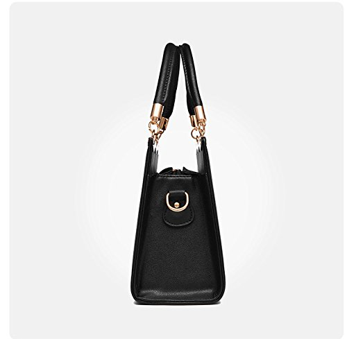 Gules Gwqgz Handbag Moda Lady Nueva Black qv0Iq