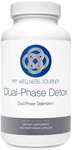 Dual-Phase Detox- Dual-Phase Optimizers Supporting Both Phase I and Phase II Detoxification- 120 Capsules