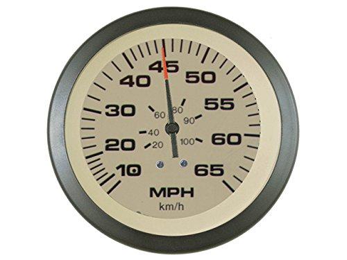 Sierra International 59704P Sahara Pitot Type 65 MPH Speedometer Kit, 3