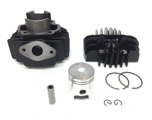Zylinder u. Kolben Kit Zylinderkopf fü r Yamaha PW 50 PW50 Streetparts24