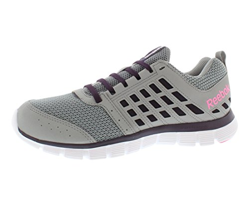 Women's Reebok, Z Dual Ride Running Shoe GRAY PINK 9 M For Sale
