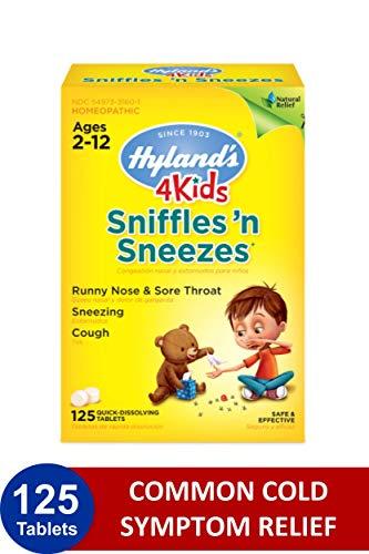 Kids Cold Medicine, Hyland