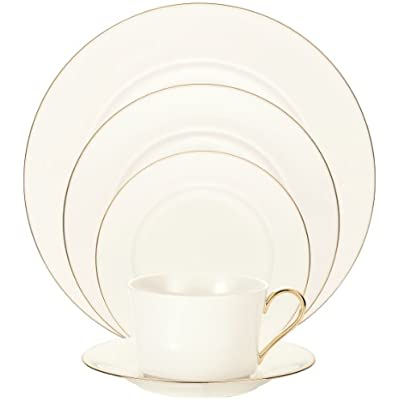 Click for Noritake Accompanist 5-Piece Place Setting
