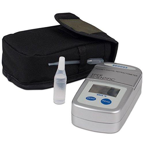 Sper Scientific Pocket Digital Refractometer - Brix 0-95