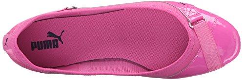 Puma Bixley Glamm zapatilla de deporte de moda Phlox Pink-Peacoat