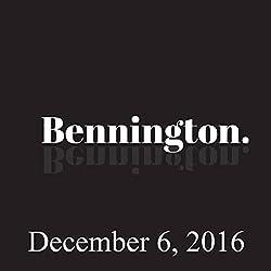 Bennington, December 6, 2016