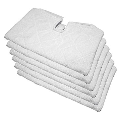 6 Microfiber Replacement Pads - 2