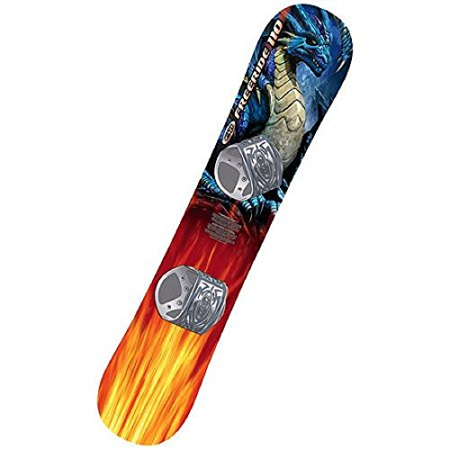 Emsco Group 1069 45'' X 11'' Freeride 110 Blue Dragon Snowboard Assorted Colors by Emsco Group