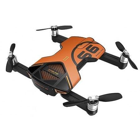 Wingsland S6 Premium Drone - cámara de 4 K, diseño plegable, Wi-Fi ...