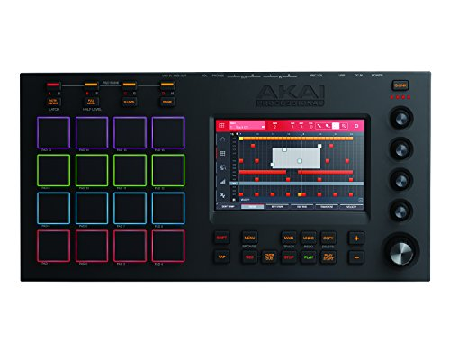 "Akai Professional MPC Touch | Music Production Station with 7"" Multi-Color Touchscreen"