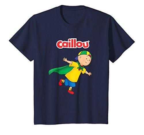 Kids Caillou Child's T Shirt - Hero