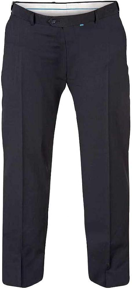 Hombre Duke D555 Pantalones De Vestir Elasticos En Talla Grande Modelo Supreme Para Hombre Ropa Grupobrtelecom Com Br