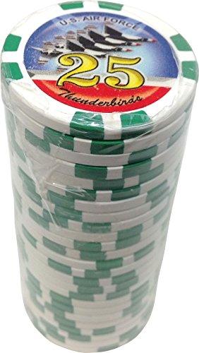 Poker Chips - (25)
