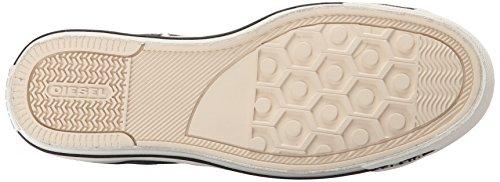 zapatilla de deporte de la mujer DIESEL - negro/gris, 39 EU